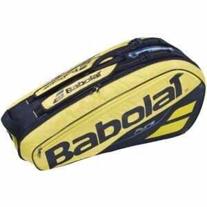 Babolat PURE AERO RH X 6 žlutá NS - Tenisová taška