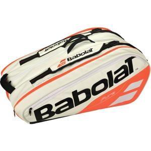 Babolat PURE STRIKE RH X 12 bílá NS - Tenisová taška