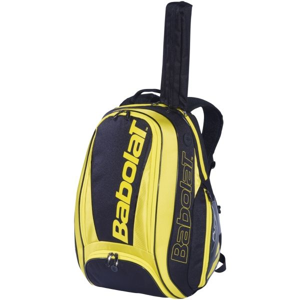Babolat PURE AERO BACKPACK žlutá NS - Tenisový batoh