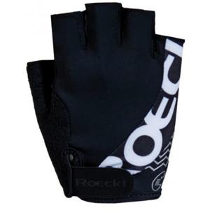 Roeckl BELLAVISTA černá 9 - Cyklistické rukavice
