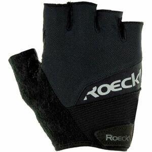 Roeckl BOZEN černá 7 - Cyklistické rukavice