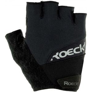 Roeckl BOZEN černá 9 - Cyklistické rukavice