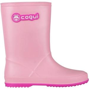 Coqui RAINY světle růžová 34 - Dětské holínky