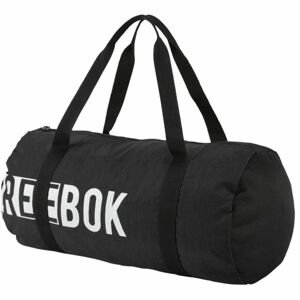 Reebok WOMENS FOUNDATION CYLINDER BAG bílá NS - Dámská taška