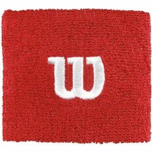Wilson W WRISTBAND RD OSFA červená NS - Potítko