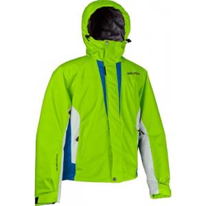 Diel EMIL zelená 165 - Dětská lyžařská bunda