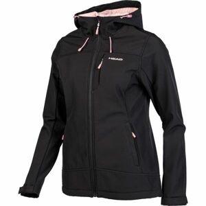 Head ALINA černá L - Dámská softshellová bunda