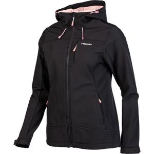 Head ALINA černá XL - Dámská softshellová bunda