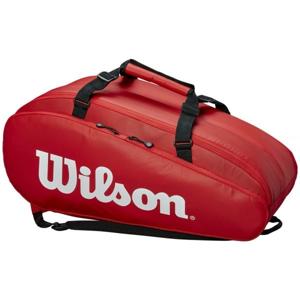 Wilson TOUR 2 COMP LARGE červená NS - Tenisová taška