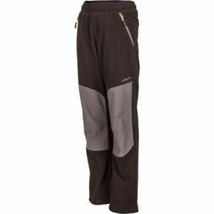 Lewro PEREZ černá 152-158 - Dětské kalhoty