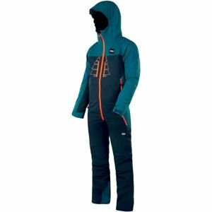 Picture WINSTONY modrá 6 - Dětský lyžařský oblek