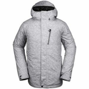 Volcom L INS GORE-TEXR JKT šedá XL - Pánská lyžařská/snowboardová bunda