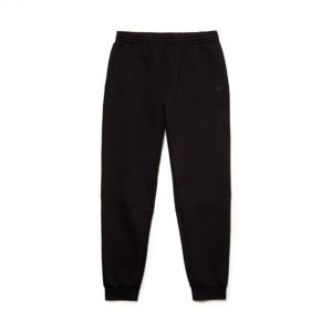 Lacoste MAN TRACKSUIT PANT černá XXL - Pánské tepláky