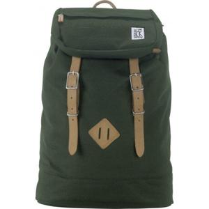 The Pack Society PREMIUM BACKPACK tmavě zelená  - Unisex batoh