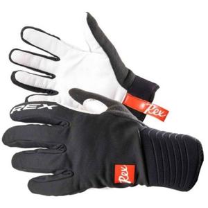 REX THERMO PLUS černá S - Rukavice na běžecké lyžování