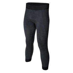Blizzard LONG PANTS WOOL tmavě šedá XL/XXL - Pánské funkční kalhoty