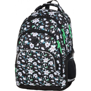 Oxybag OXY SCOOLER černá NS - Školní batoh