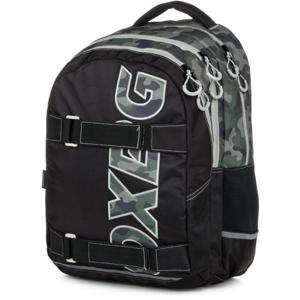 Oxybag OXY ONE tmavě zelená NS - Studentský batoh