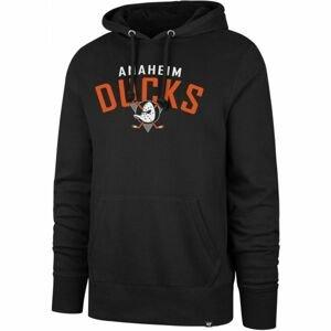 47 NHL ANAHEIM DUCKS OUTRUSH HEADLINE černá M - Pánská mikina