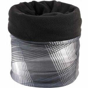 Finmark Multifunkční šátek černá UNI - Multifunkční šátek