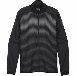 Saucony SONIC REFLEX JACKET černá S - Pánská běžecká bunda