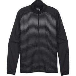 Saucony SONIC REFLEX JACKET černá L - Pánská běžecká bunda