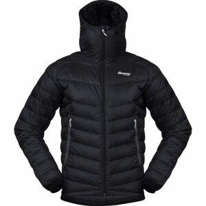 Bergans SLINGSBY DOWN LT černá L - Dámská péřová bunda