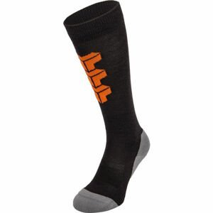 Bula GEO SKI SOCKS černá S - Lyžařské ponožky