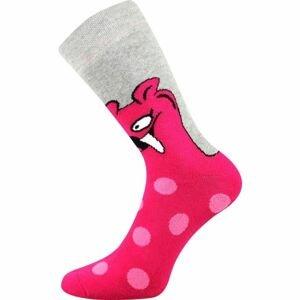 Voxx OBLUDÍK 19 růžová 20-22 - Dětské ponožky