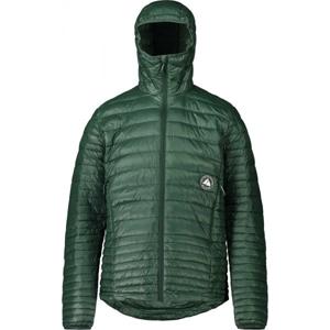 Maloja JOSUAM tmavě zelená XL - Multisportovní péřová bunda
