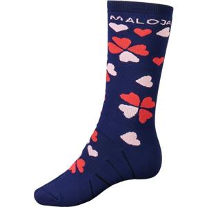 Maloja VIAMALAM modrá 39 - 42 - Multisportovní ponožky