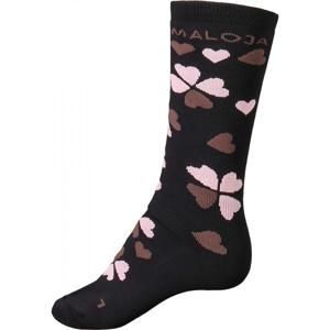 Maloja VIAMALAM černá 39 - 42 - Multisportovní ponožky