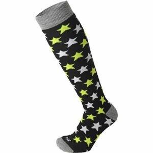 Mico MEDIUM WEIGHT PROTECTION SKI SOCKS JR růžová L - Dětské lyžařské ponožky