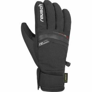 Reusch BRUCE GTX černá 9.5 - Lyžařské rukavice