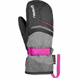 Reusch BOLT GTX JUNIOR MITTEN černá 4 - Lyžařské rukavice
