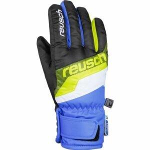 Reusch DARIO R-TEX XT JUNIOR zelená 6,5 - Lyžařské rukavice