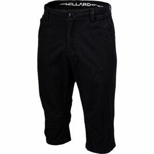 Willard AMARI černá L - Pánské 3/4 kalhoty