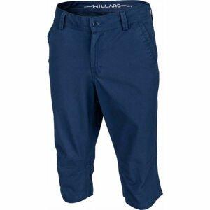 Willard AMARI modrá M - Pánské 3/4 kalhoty