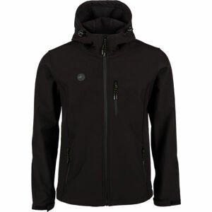 Willard DION černá M - Pánská softshellová bunda