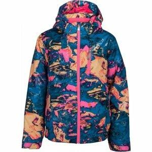 Spyder LOLA JACKET růžová 16 - Dívčí bunda