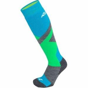Nordica MULTISPORT černá 31-34 - Dětské lyžařské ponožky