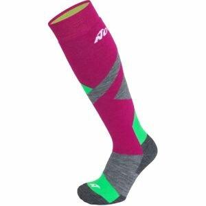 Nordica MULTISPORT růžová 31-34 - Dětské lyžařské ponožky