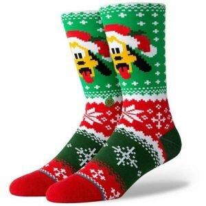 Stance PLUTO CLAUS zelená S - Pánské ponožky