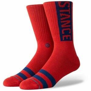 Stance DRD OG červená M - Pánské ponožky