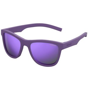 Polaroid PLD 8018/S fialová NS - Dětské sluneční brýle