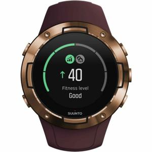 Suunto 5 červená NS - Multisportovní GPS hodinky
