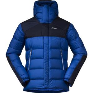 Bergans RABOT 365 DOWN tmavě modrá L - Pánská péřová bunda