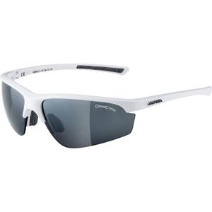 Alpina Sports TRI-EFFECT 2.0 bílá NS - Unisex sluneční brýle