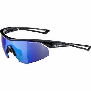 Alpina Sports NYLOS SHIELD černá NS - Unisex sluneční brýle