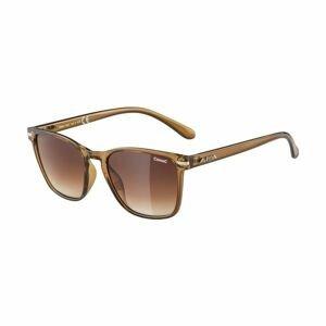 Alpina Sports YEFE hnědá NS - Dámské sluneční brýle